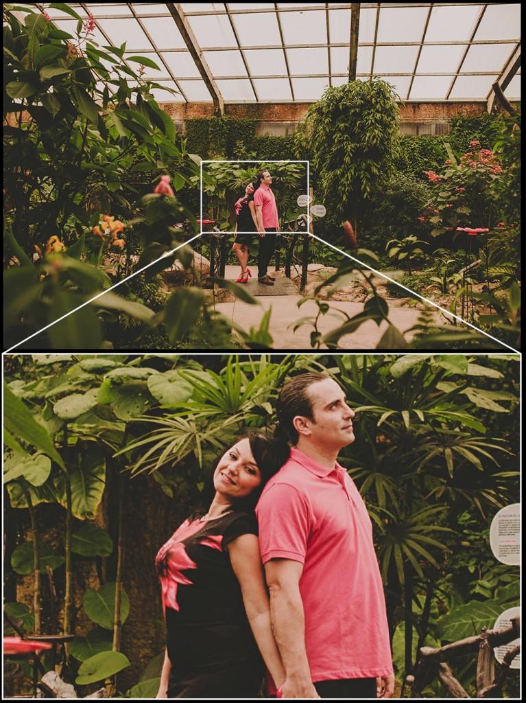 Esta foto que nos pasaron Laura y Fernando tiene tanta resolución que se puede reencuadrar perfectamente